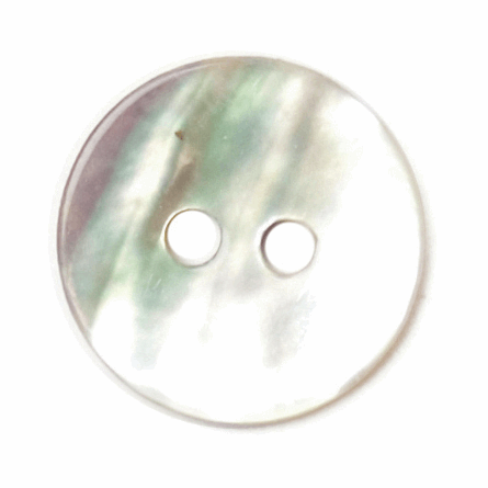 13mm Round Shell Button | A1148
