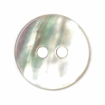 11mm Round Shell Button | A1718