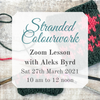 Introduction to Stranded Colourwork | Zoom Lesson with Aleks Byrd