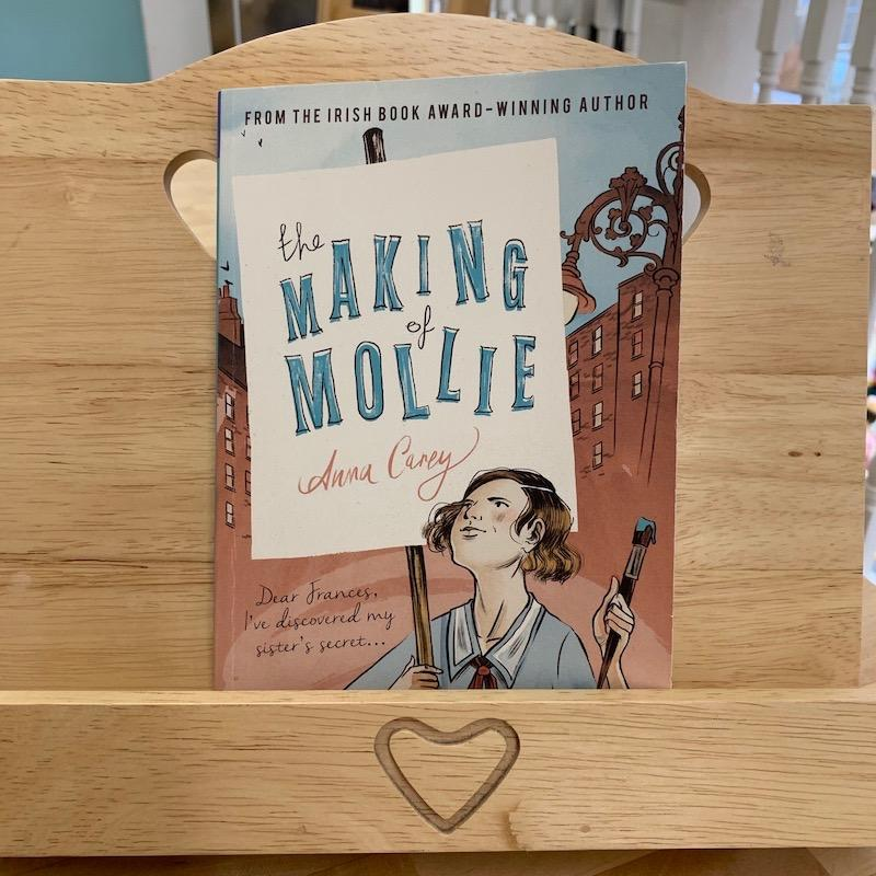The Making Of Mollie | Anna Carey