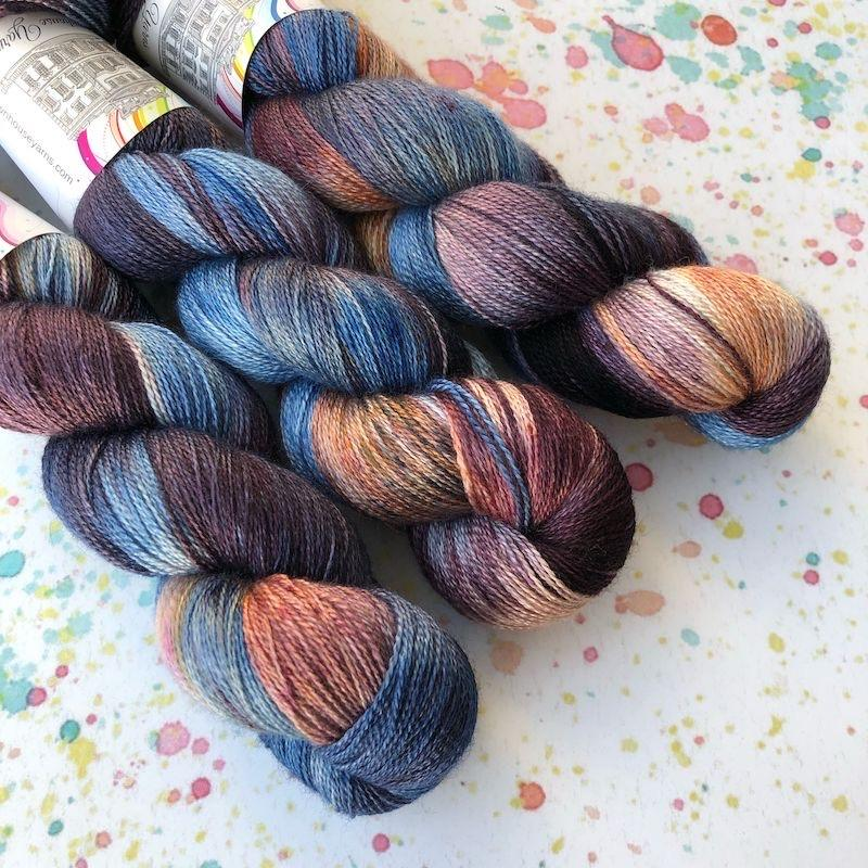 Trinity 2ply | Townhouse Yarns
