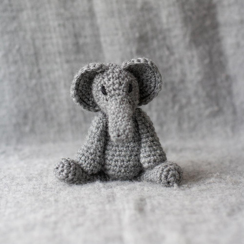 Mini Bridget The Elephant Kit | Toft