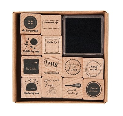 "Stamp Set - ""Do It Yourself"""