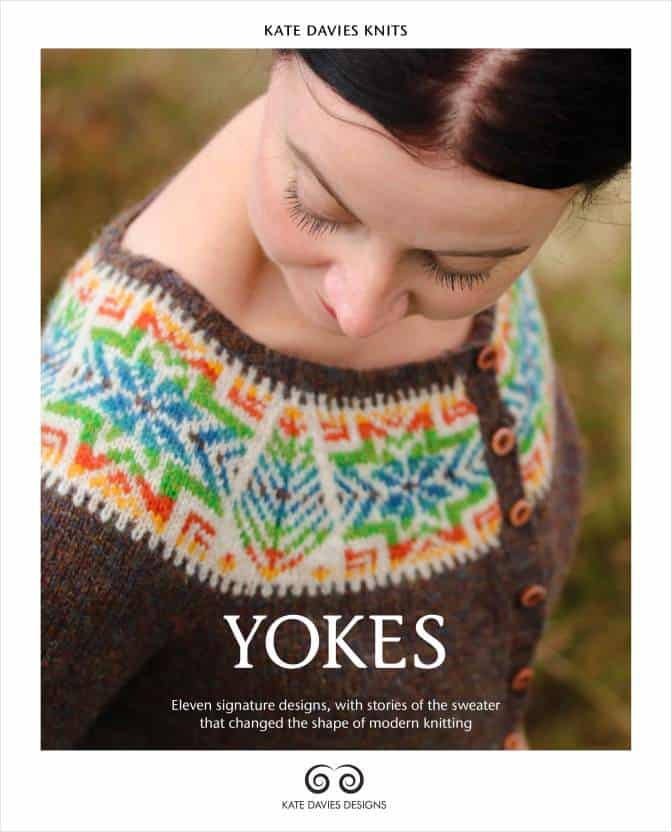 Yokes, by Kate Davies