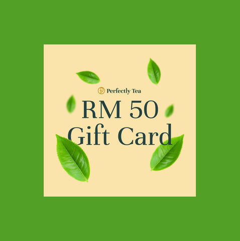 Perfectly Tea Gift Card