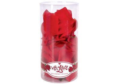 With Love Rose Scented Silk Petals - Dick and Jane Adult Emporium