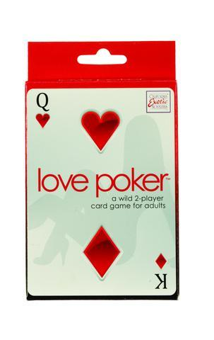 Love poker game - Dick and Jane Adult Emporium