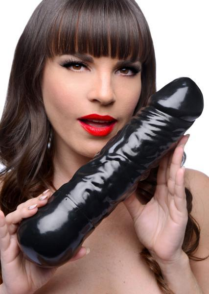 Eruption XL Ejaculating Dildo 13 inches Black