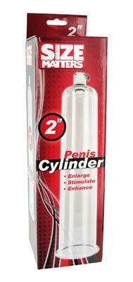 Penis Pump Cylinder 2.25 Inches by 9 Inches