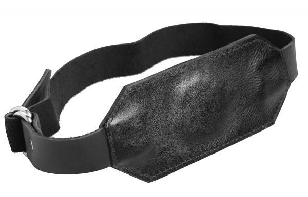 Strict Leather Stuffer Mouth Gag Small Black