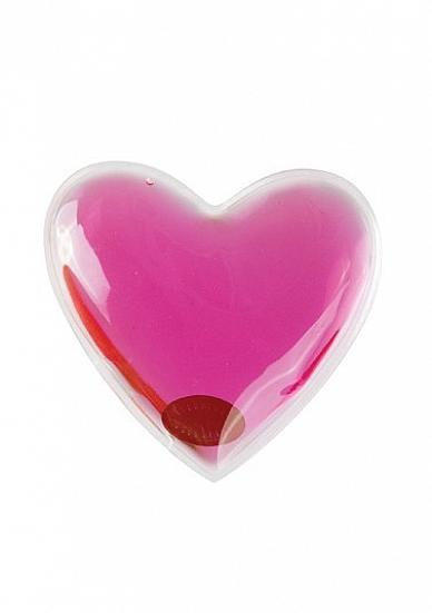 Hot Heart Massager - Medium - Pink
