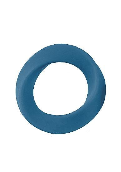 Infinity Large Cock Ring Blue