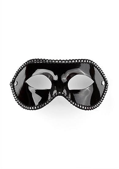 Ouch Mask For Party Black O/S