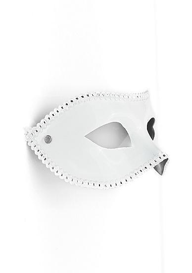Ouch Mask For Party White O/S