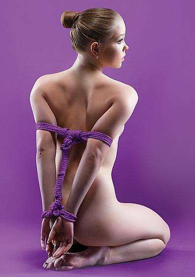 Japanese Rope - 10m - Purple