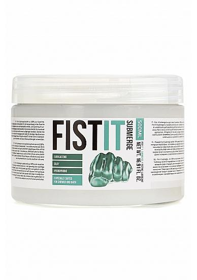 Fist It Submerge Petroleum Jelly Lubricant 16.9 ounces