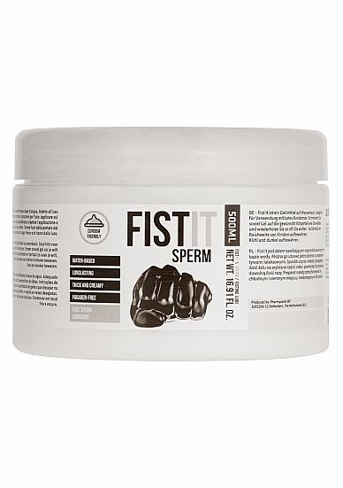 Fist It Sperm Water Based Lubricant 16.9oz