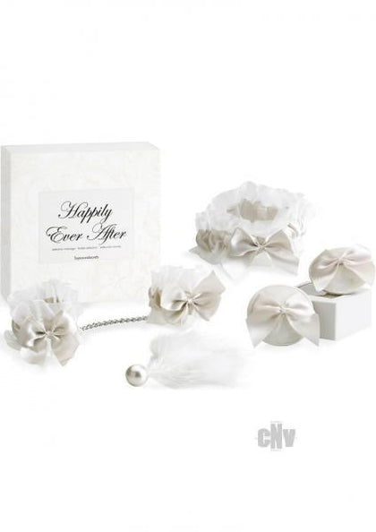 Happily Ever After Gift Set White