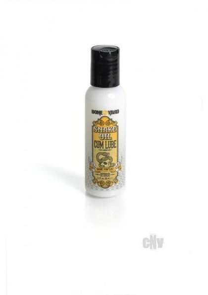Boneyard Snake Oil Cum Hybrid Lube 2.3oz