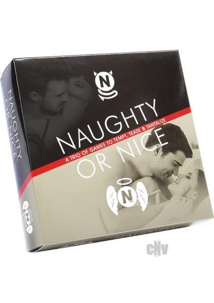 Naughty Or Nice Couples Game