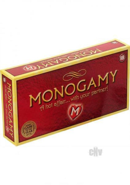 Monogamy A Hot Affair with Your Partner Game Spanish Version