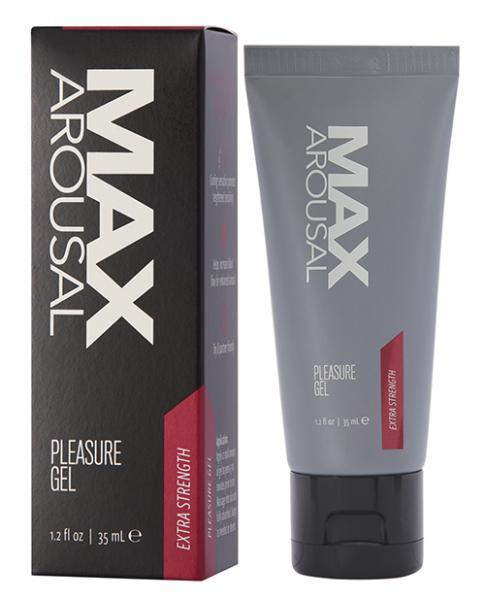 Max Arousal Pleasure Gel Extra Strength 1.2 fluid ounces