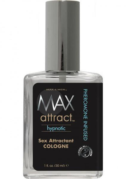 Max 4 Men Attract Hypnotic Sex Attractant Cologne Pheromone Infused 1 Ounce