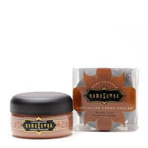 Petite Body Souffle Kissable Cream For Sensual Massage Chocolate Crème Brulee