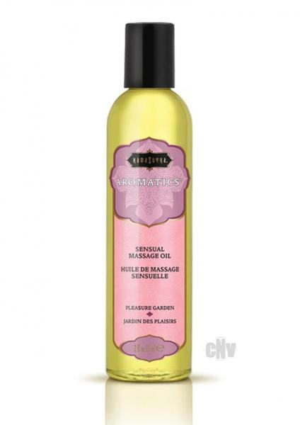 Kama Sutra Aromatics Massage Oil Pleasure Garden 2oz