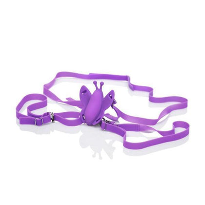 Venus Butterfly Silicone Remote Micro Butterfly Purple
