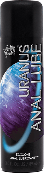 Wet Uranus Anal Lubricant Silicone Based 3oz - Dick and Jane Adult Emporium