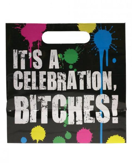 It's A Celebration Bitches Gift Bag - Dick and Jane Adult Emporium