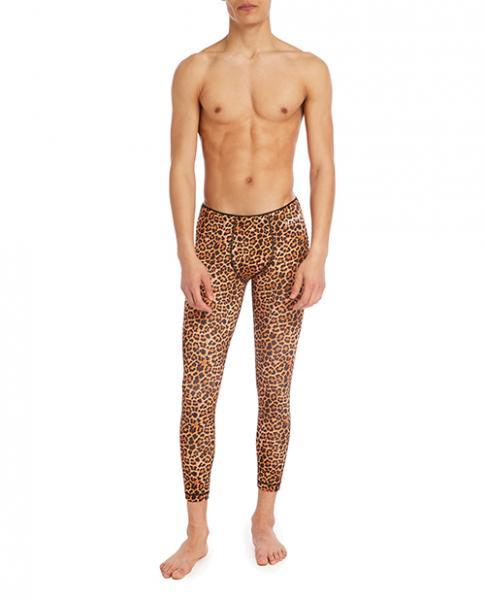 2xist Performance Leggings Cheetah Medium