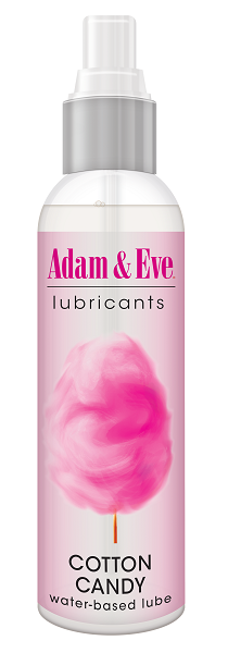 Cotton Candy Water Based Lube- 4oz