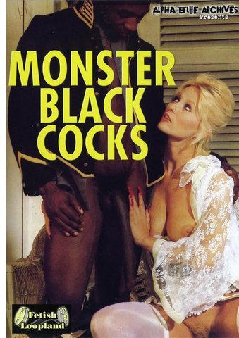 Monster Black Cocks - Dick and Jane Adult Emporium
