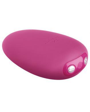 Je joue mimi 5 vibration speeds and patterns clitoral stimulator - rose - Dick and Jane Adult Emporium