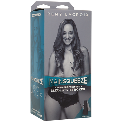 Main Squeeze Pussy Masturbator Remy Lacroix Stroker