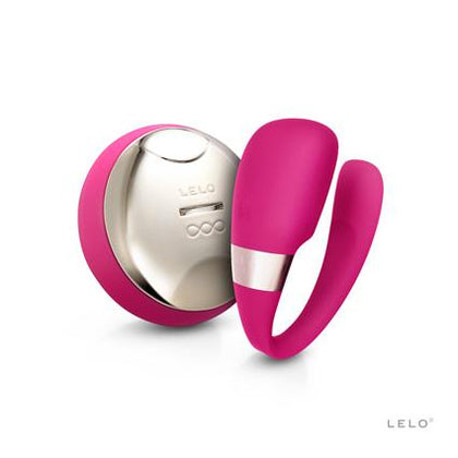 Tiani 3 Cerise Couples Massager