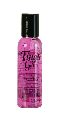 Tingle Gel Female Arousal 2.4 fluid ounces
