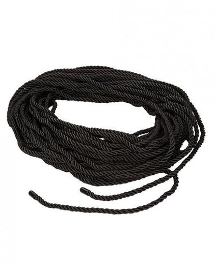 Scandal BDSM Rope 98.5 feet Black
