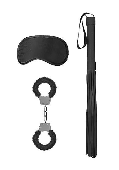 Ouch Introductory Bondage Kit #1 Black