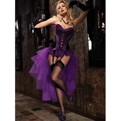Valentina Burlesque 3 pc Corset & Skirt