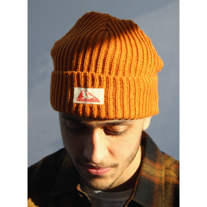 Mountaineer Beanie - Pumpkin