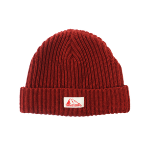 Load image into Gallery viewer, Mountaineer Beanie - Rust