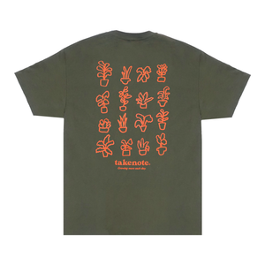 Load image into Gallery viewer, Terracotta Tee - Military