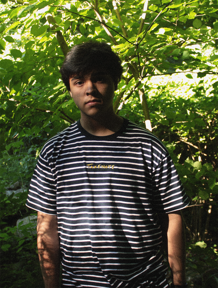 Armada Striped Tee