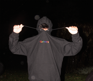 Load image into Gallery viewer, Rainbow Logo Hoodie