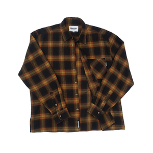Lodge Flannel - Autumn Plaid