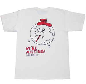 We're Melting! T-Shirt - Cream