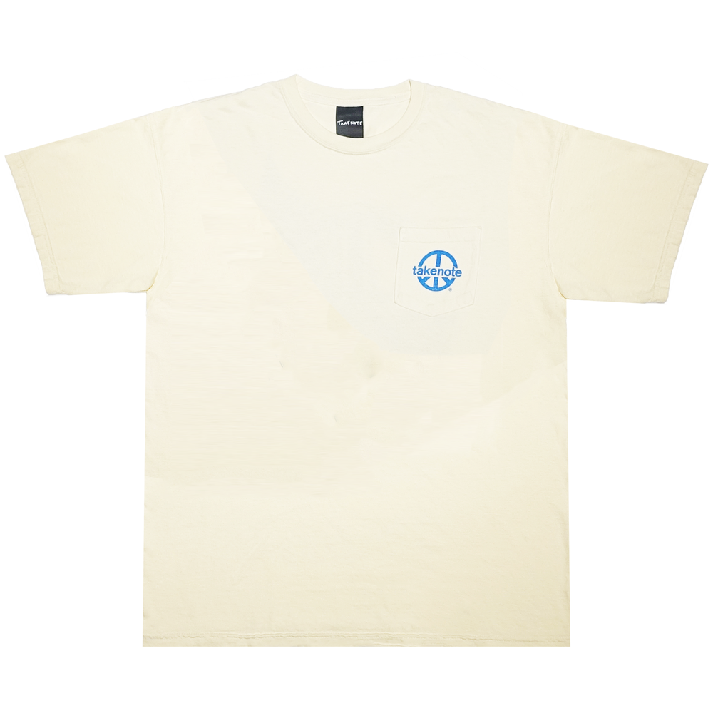 Load image into Gallery viewer, Unity Pocket Tee - Ivory